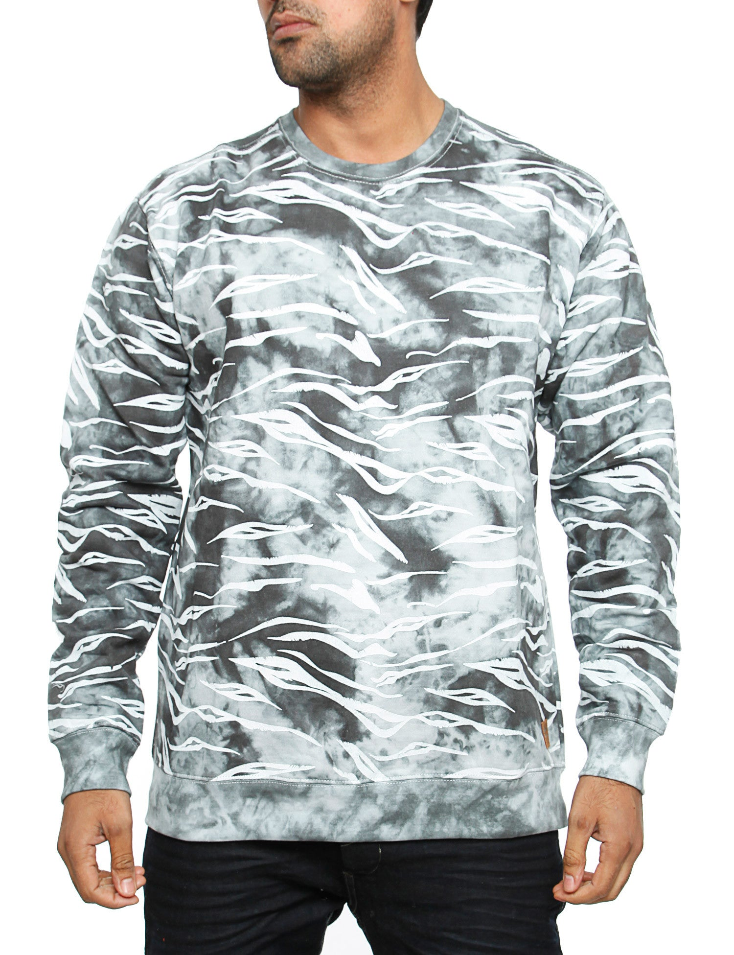 Imperious Crewneck CS07 Grey