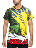 Imperious ?Thunder? T-Shirt TS564 Yellow