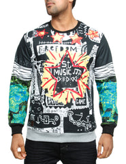 Imperious ?5-Star? Sweatshirt CS532 Black