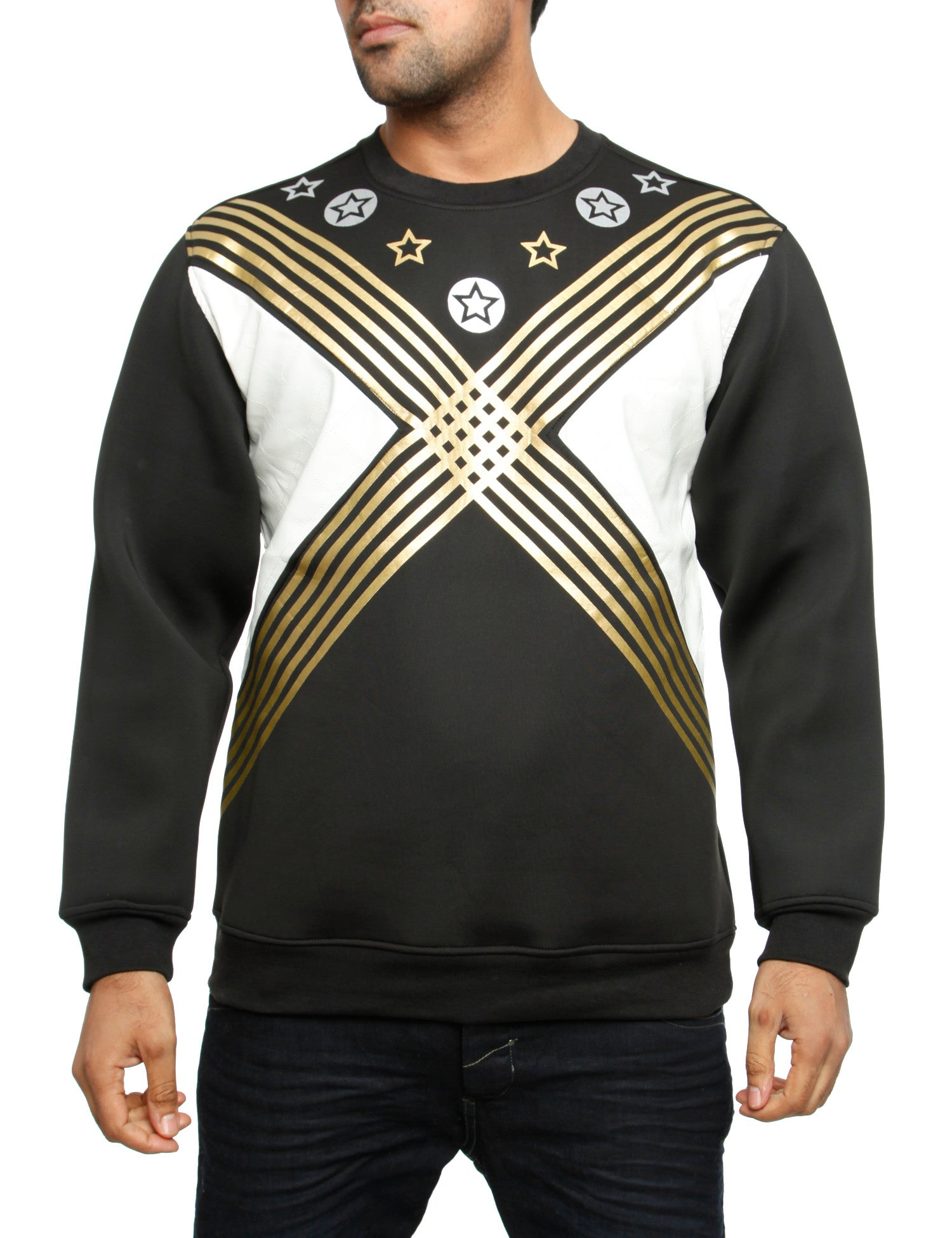 Imperious ?X? Neoprene Sweatshirt CS77 Black