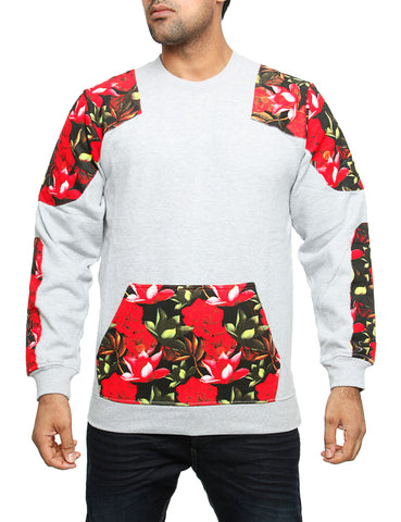 Imperious ?Tropics? Sweatshirt CS87 Grey