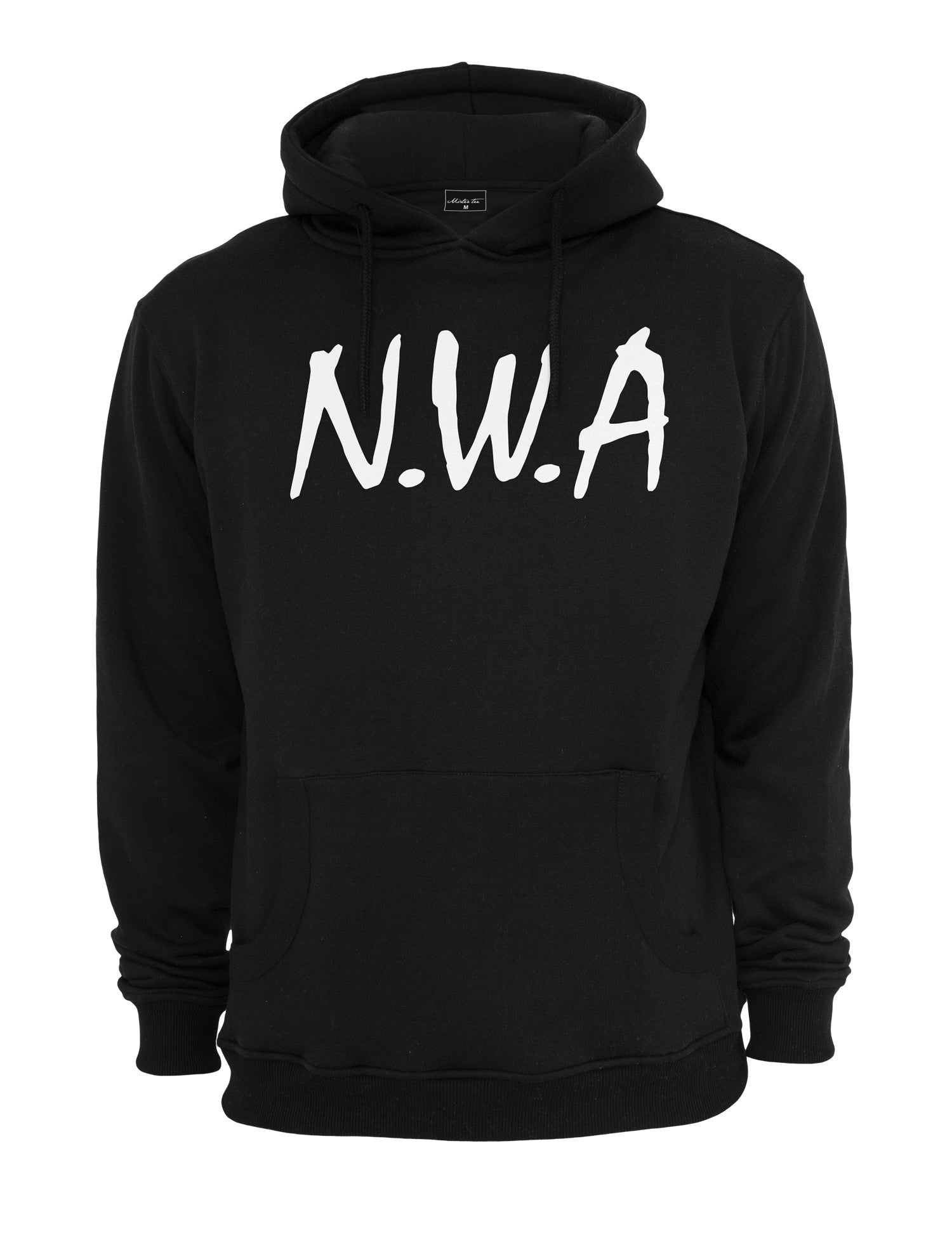 N.W.A Hoody MT293 Black