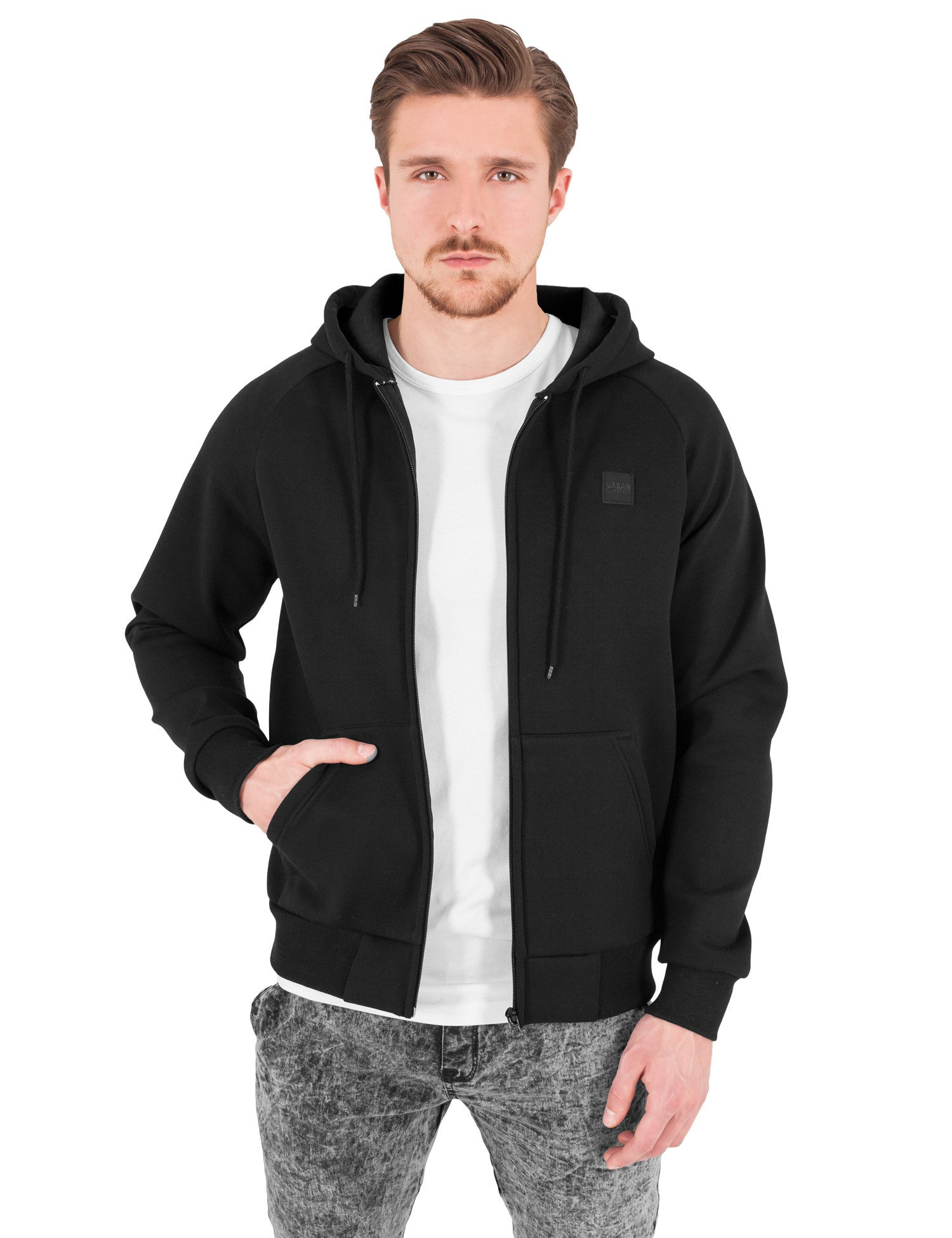 Thermo Zip Hoody TB1125 Black