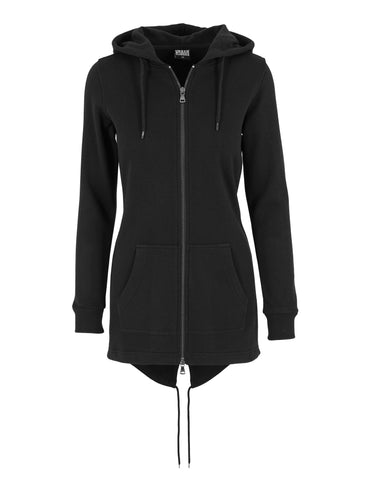 Ladies Sweat Parka TB1075 Black