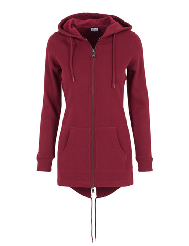 Ladies Sweat Parka TB1075 Brown