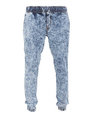 Stretch Denim Jogging Pants TB1147 Multi