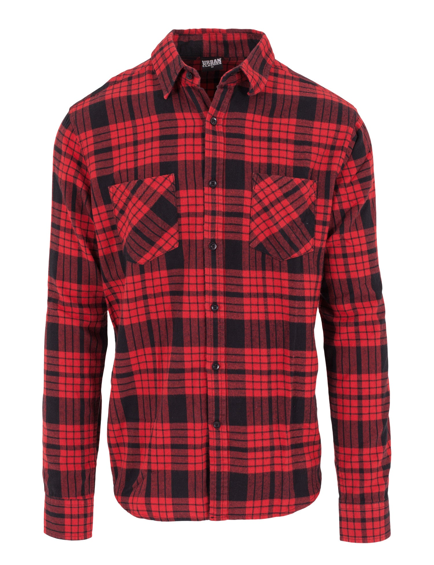 Checked Flanell Shirt 2 TB1140 Red
