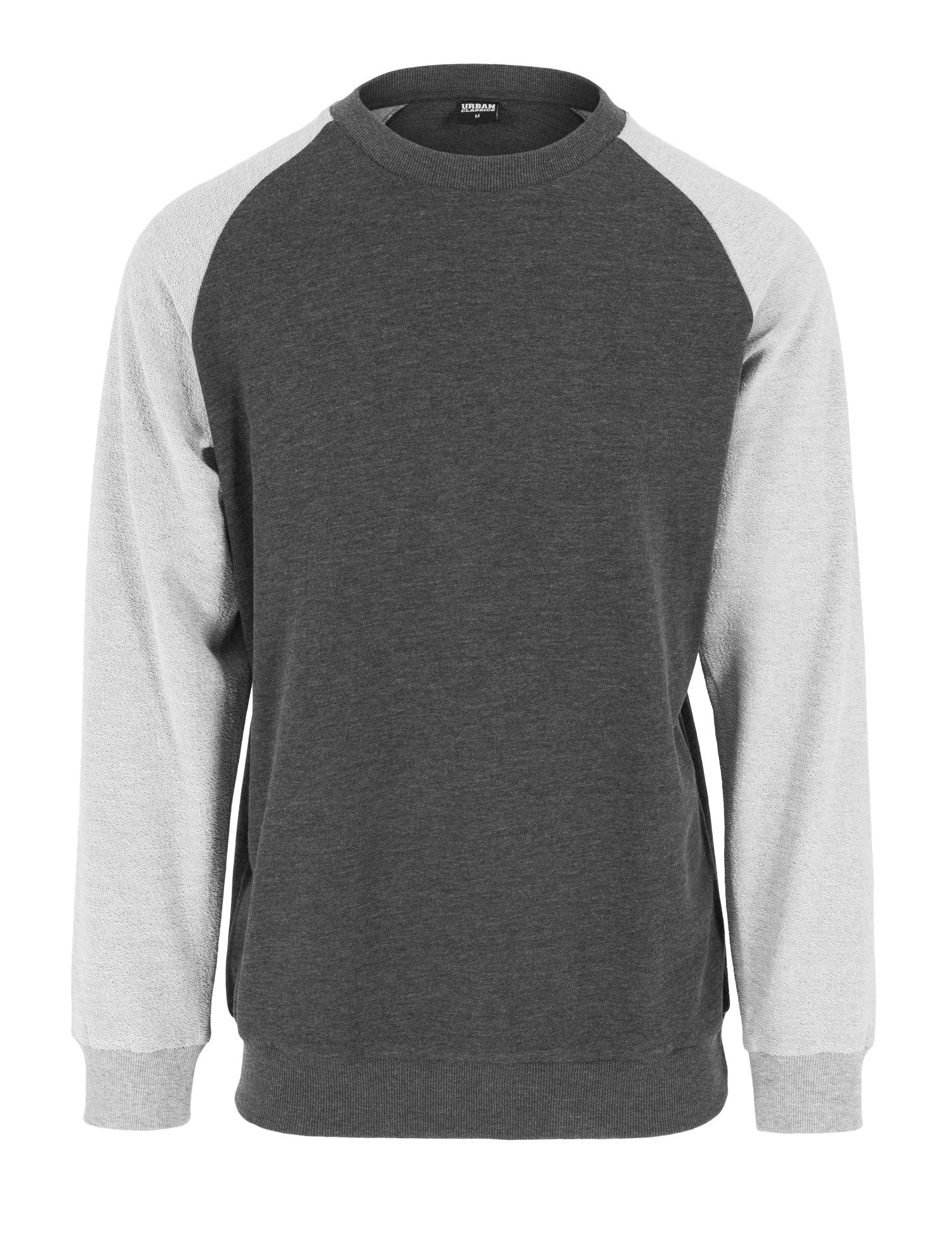 Inside Out Terry Crew TB1129 Grey