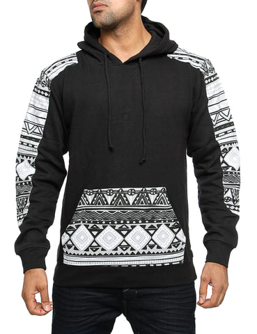 Imperious ?Aztec? Hoody HS29 Black