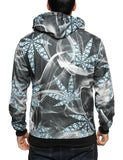 Imperious ´Diamond´ All-Over Hoody HS522 Black