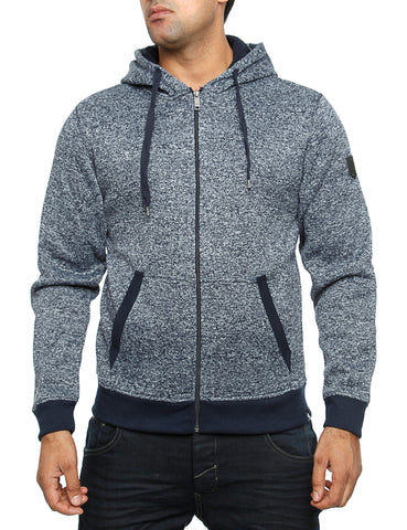 Southpole Zip Hoody 15321-1525 Marled Blue