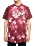 Southpole T-Shirt 15321-1004 Burgundy Red