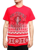 Southpole T-Shirt 15321-1011 Red