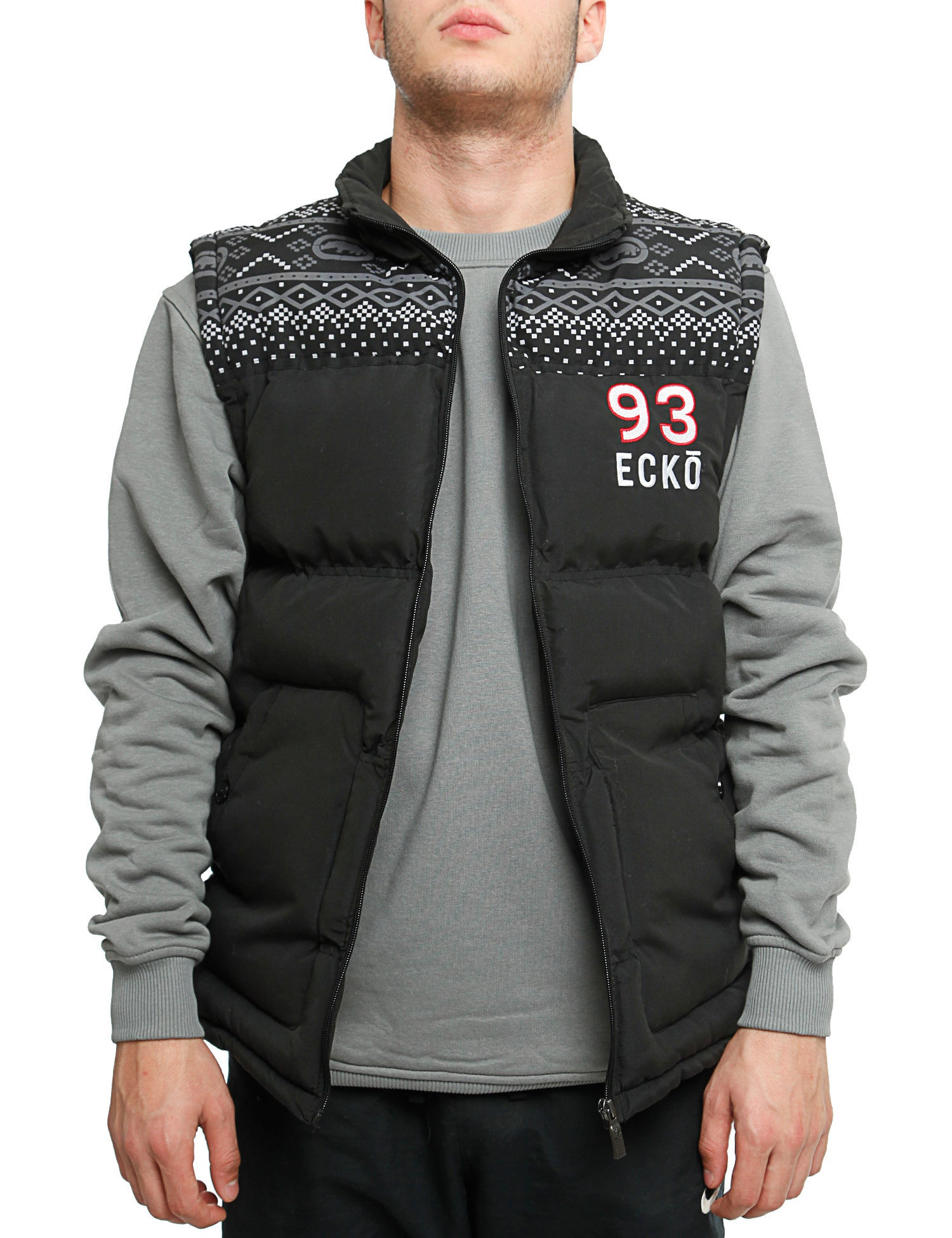Image of Ecko Aldgate Vest Black