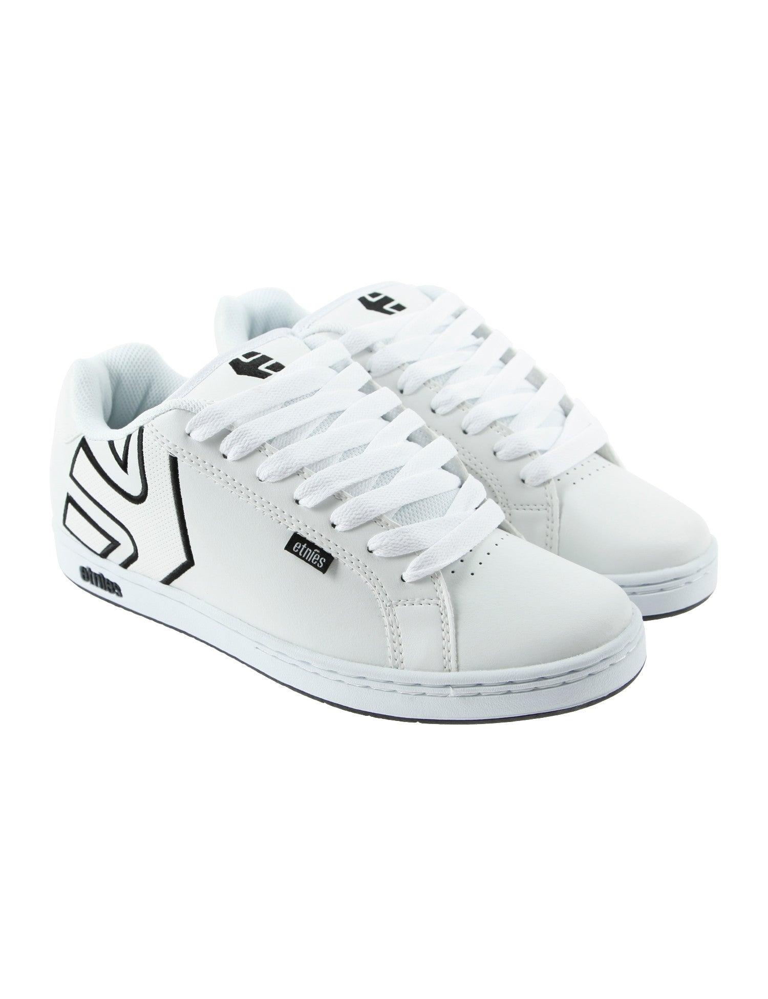 Etnies Fader Shoes White