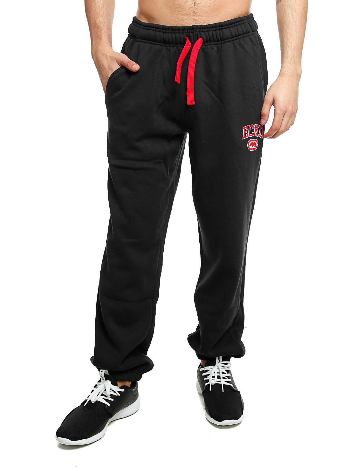 Image of Ecko Sweatpants Wharf  Black