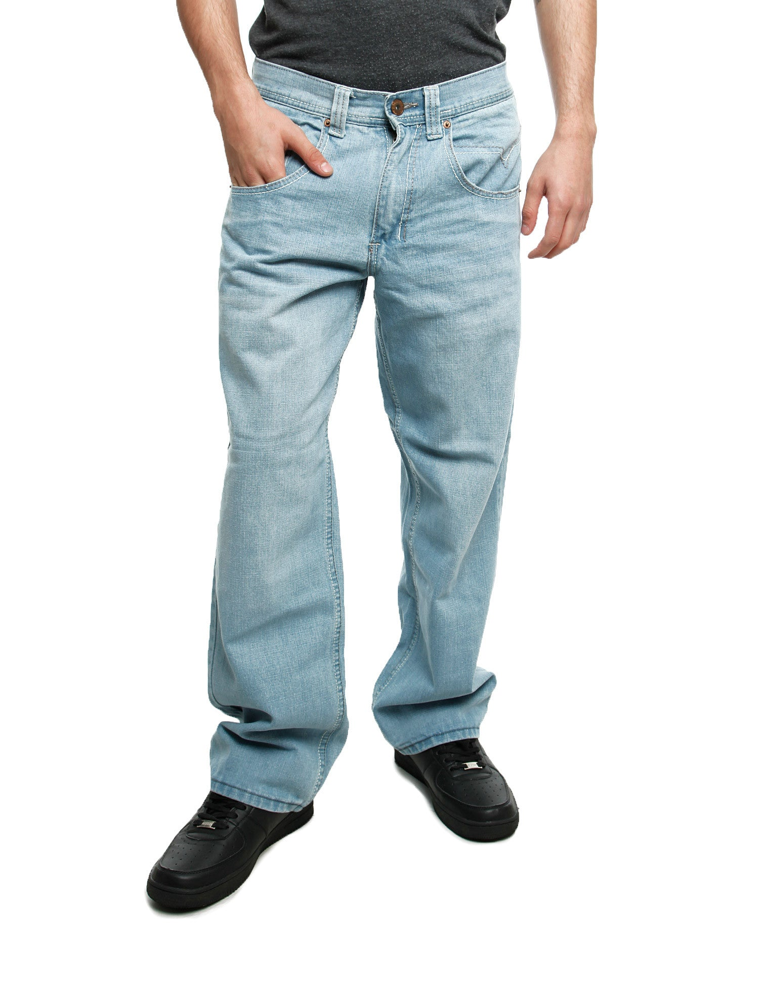 Royal Blue Jeans 8207 Lt. Blue