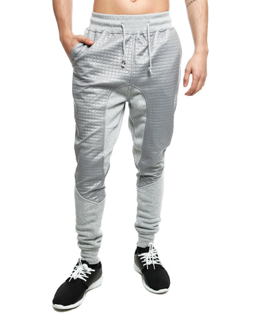 Imperious Quilted Sweatpant FP566 Grey
