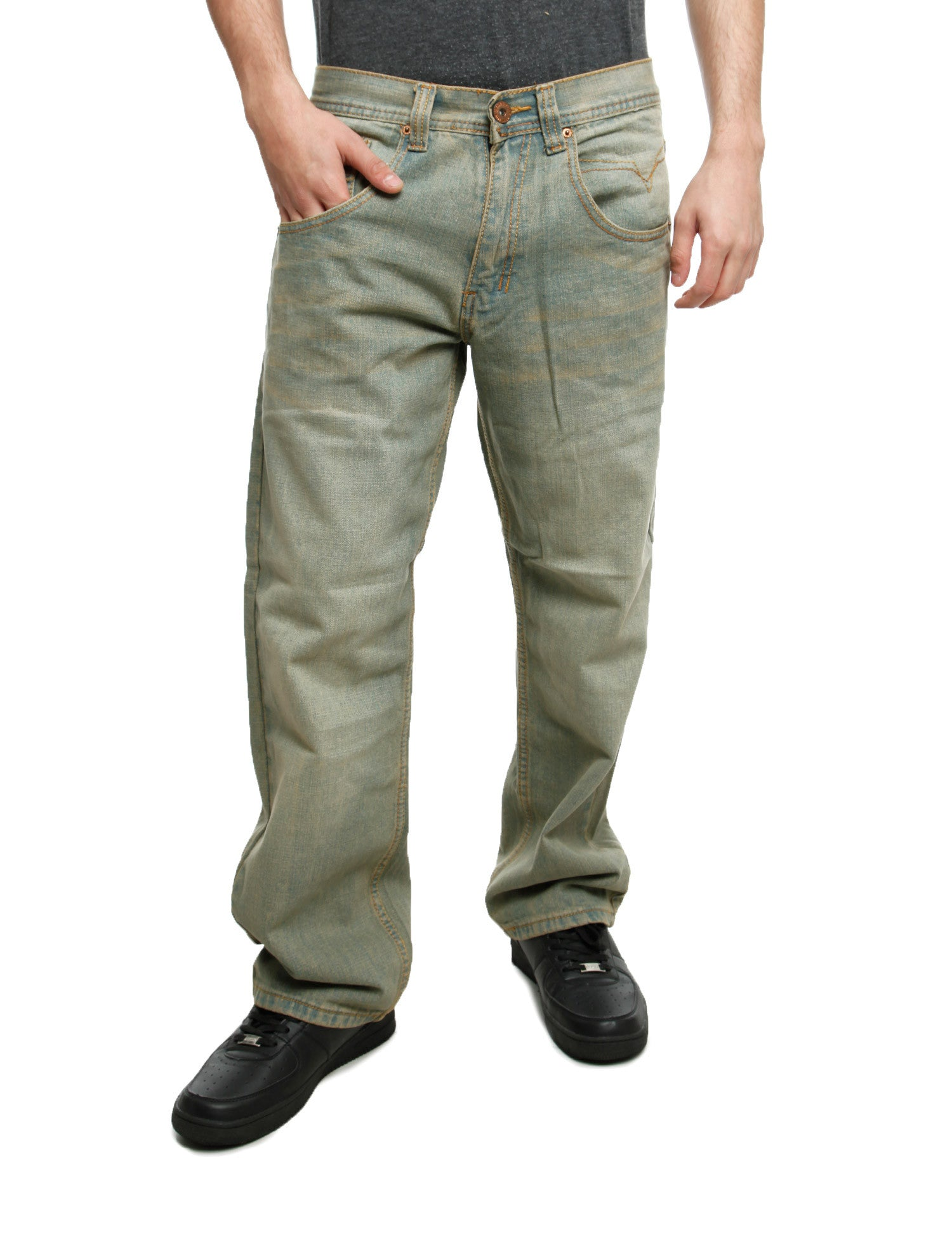 Royal Blue Jeans 8207 Desert Blue