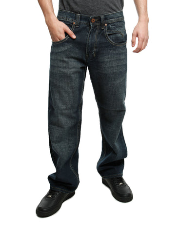 Royal Blue Jeans 8207 Ink Blue