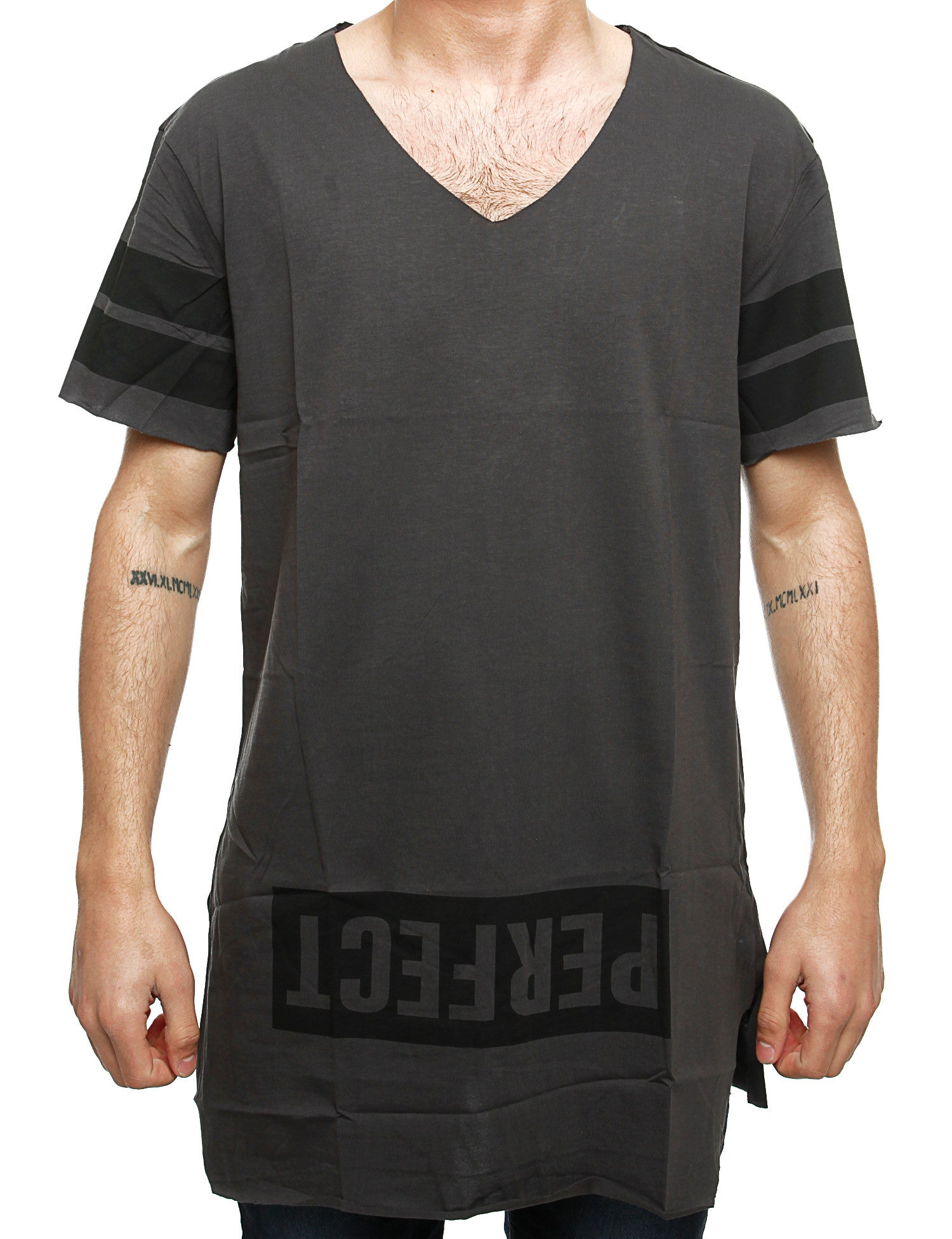 Amica T-Shirt P1210 Antrazit Grey