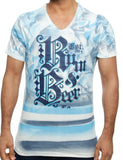 Amica T-Shirt P1012 Turquoise
