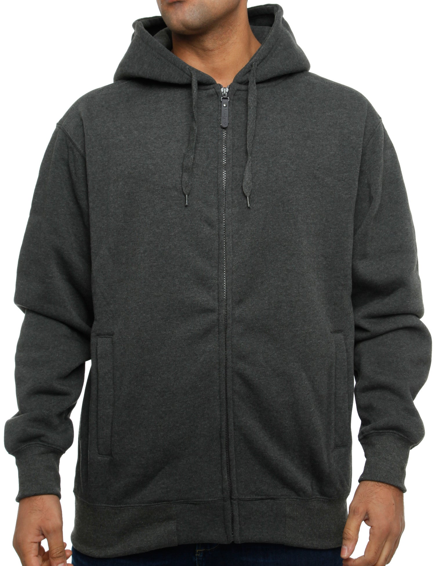 Imperious Fleece Hoody 10221A C. Grey