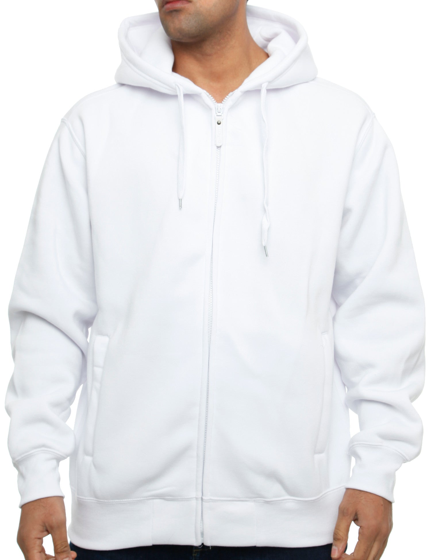 Imperious Fleece Hoody 10221A White