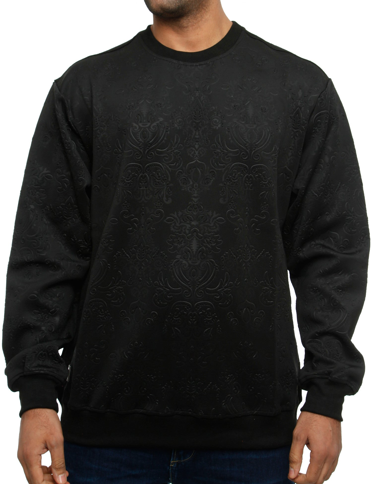 Imperious Sweatshirt CS578 Black