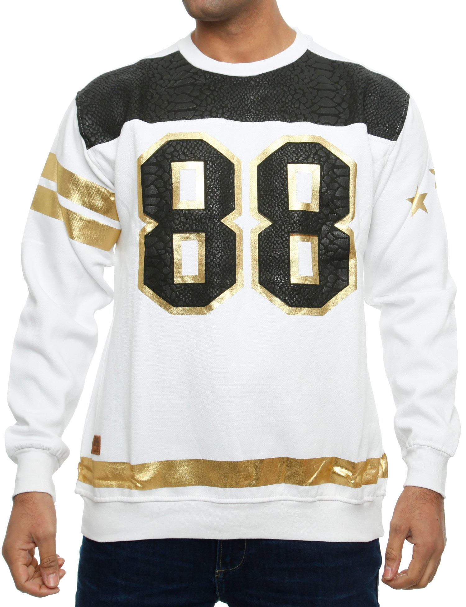 Imperious 88 Sweatshirt CS59 White