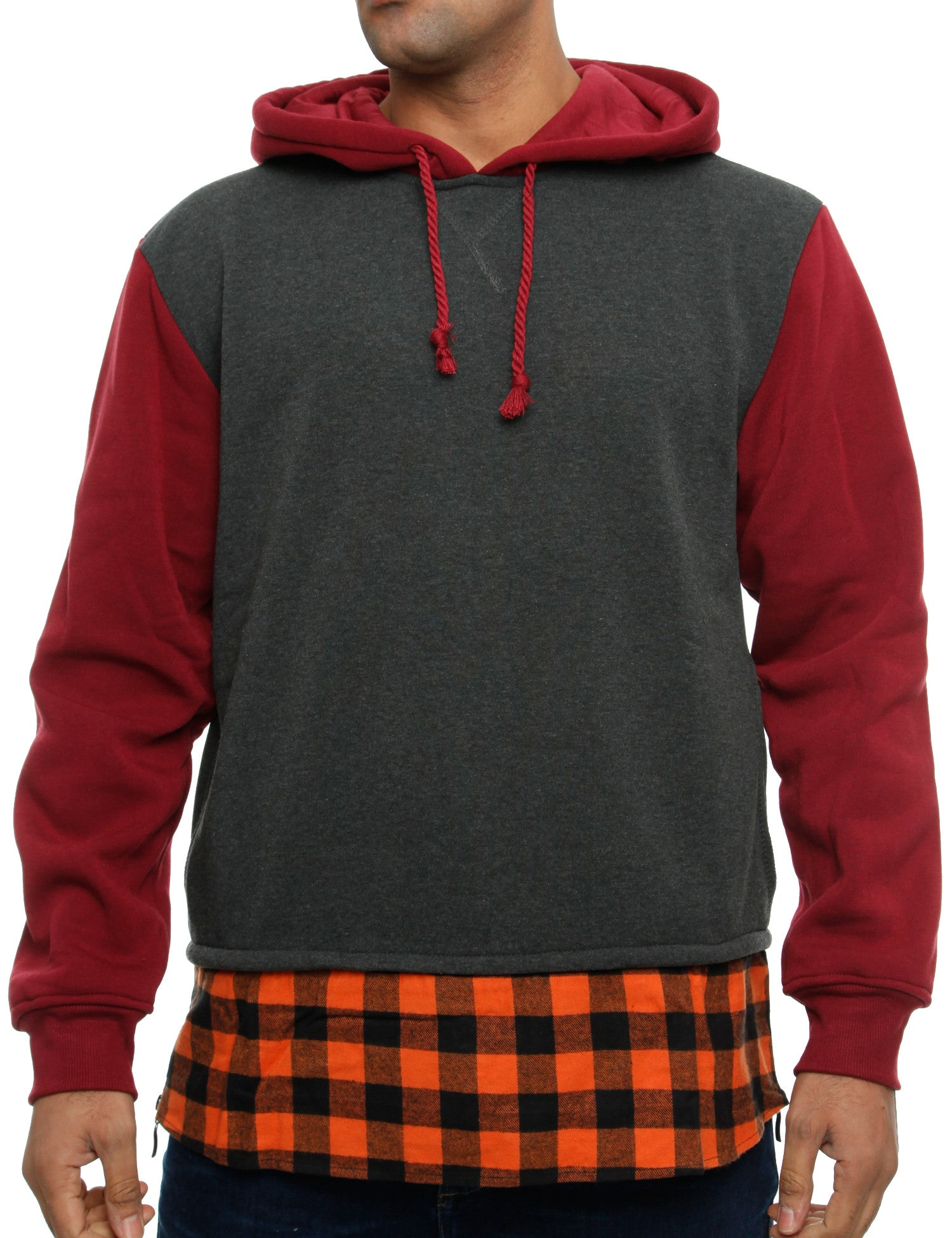 Imperious Hoody HS553 Charcoal Grey