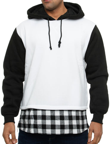 Imperious Hoody HS553 White