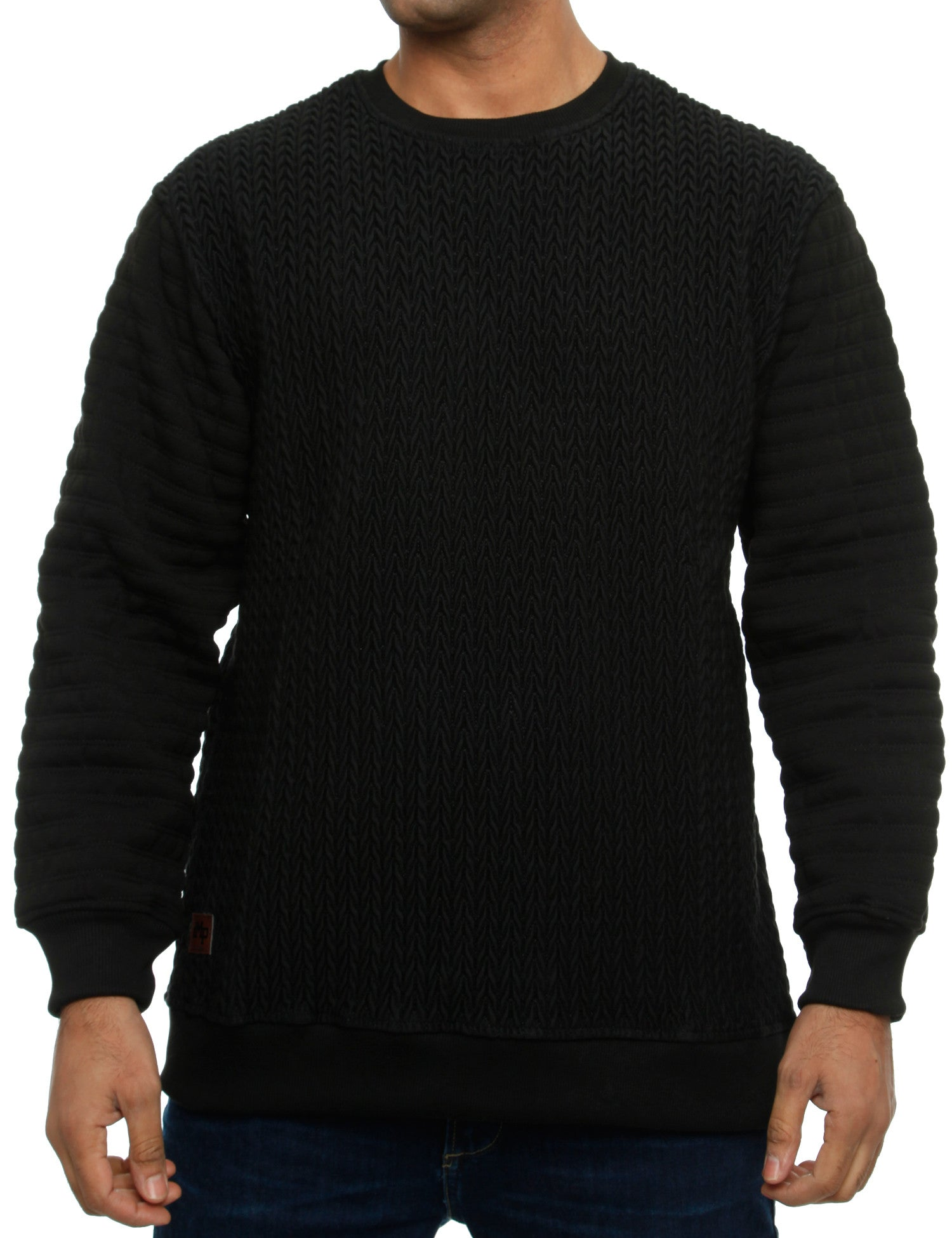 Imperious Sweatshirt CS569 Black