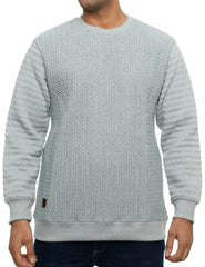 AImperious Sweatshirt CS569 H. Grey