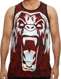 Imperious Tank Top TT509 Red