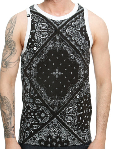 Imperious Tank Top TT501 Black