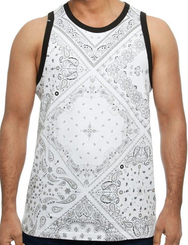 Imperious Tank Top TT501 White