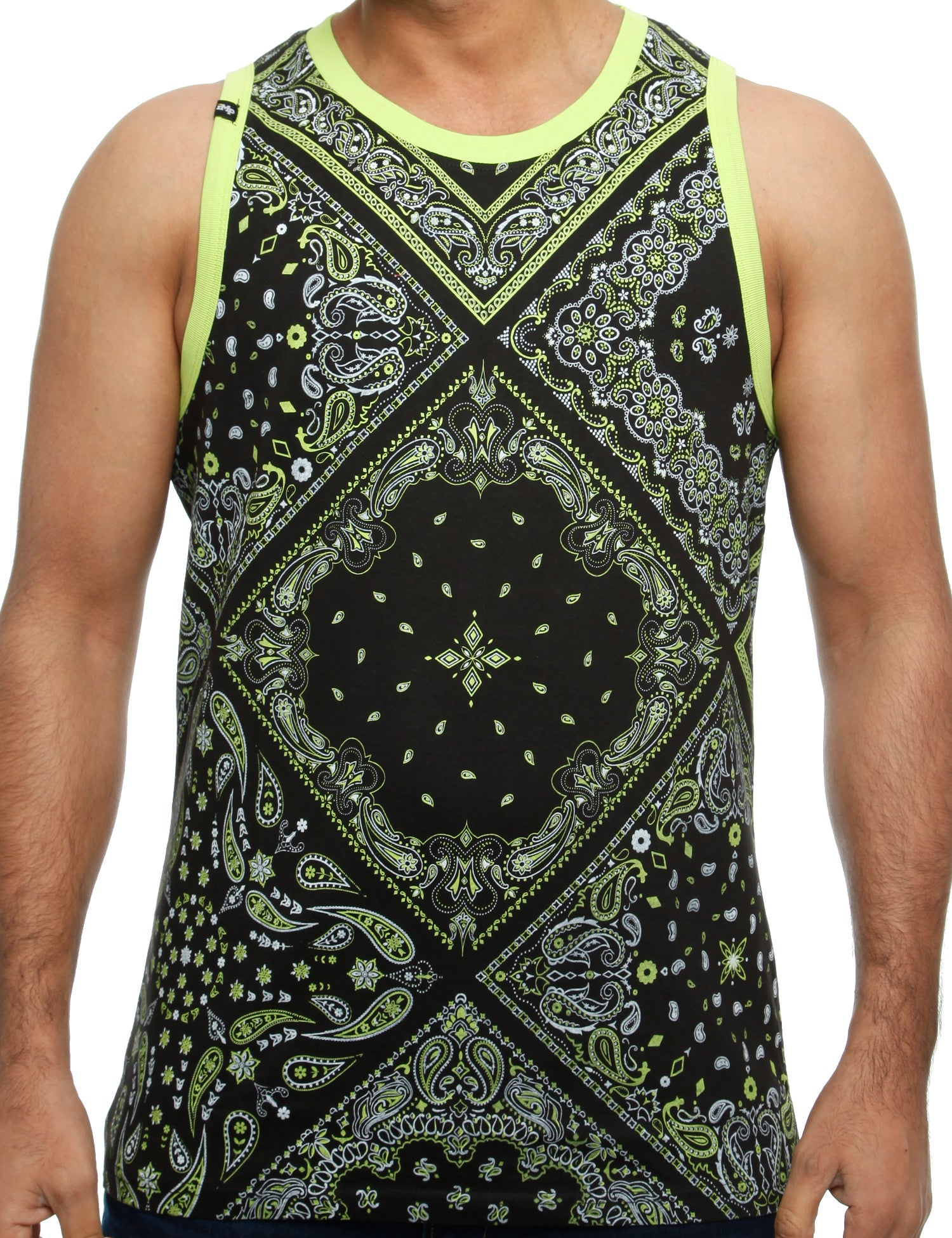 Imperious Tank Top TT501 Lime green