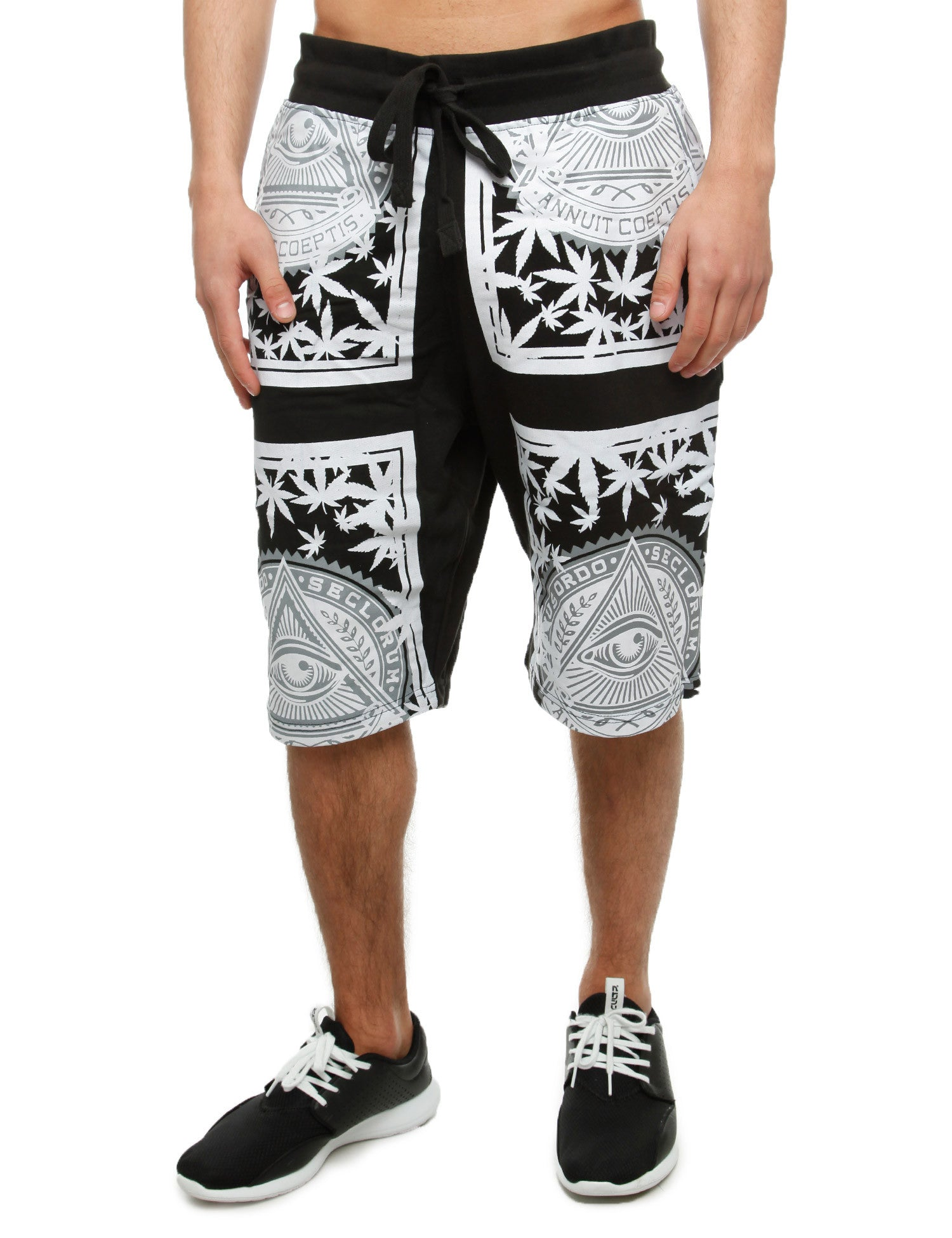 Imperious Shorts SP527 Black