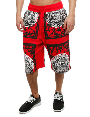 Imperious Shorts SP527 Red