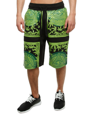 Imperious Shorts SP527 Green