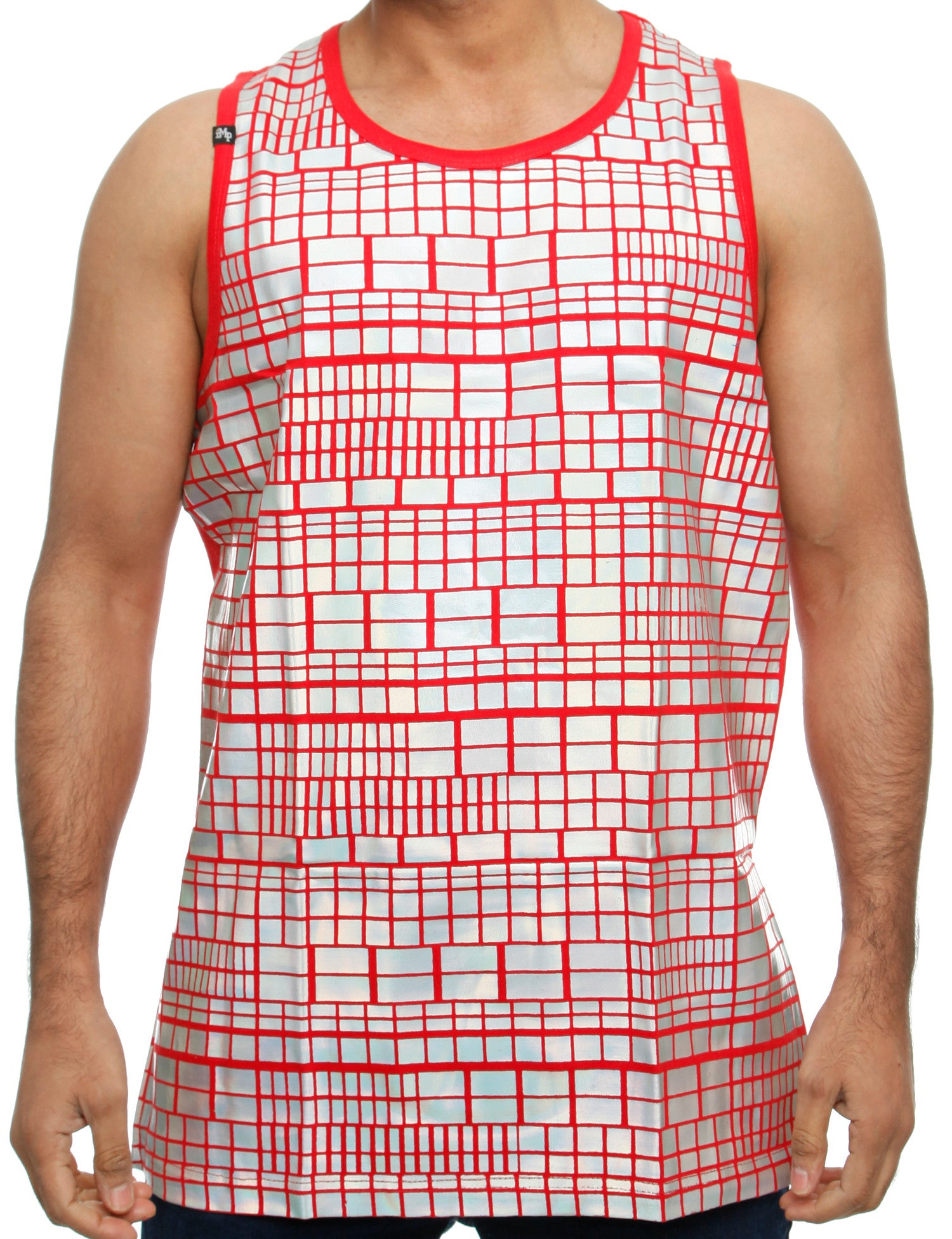 Imperious Tank Top TT516 Red