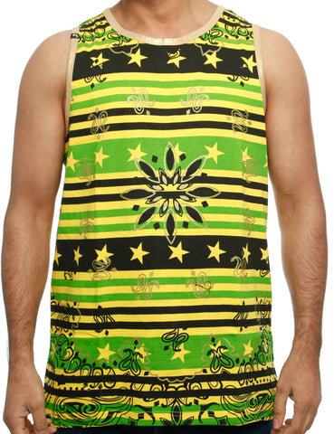 Imperious Tank Top TT513 Yellow