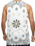 Imperious Tank Top TT513 White