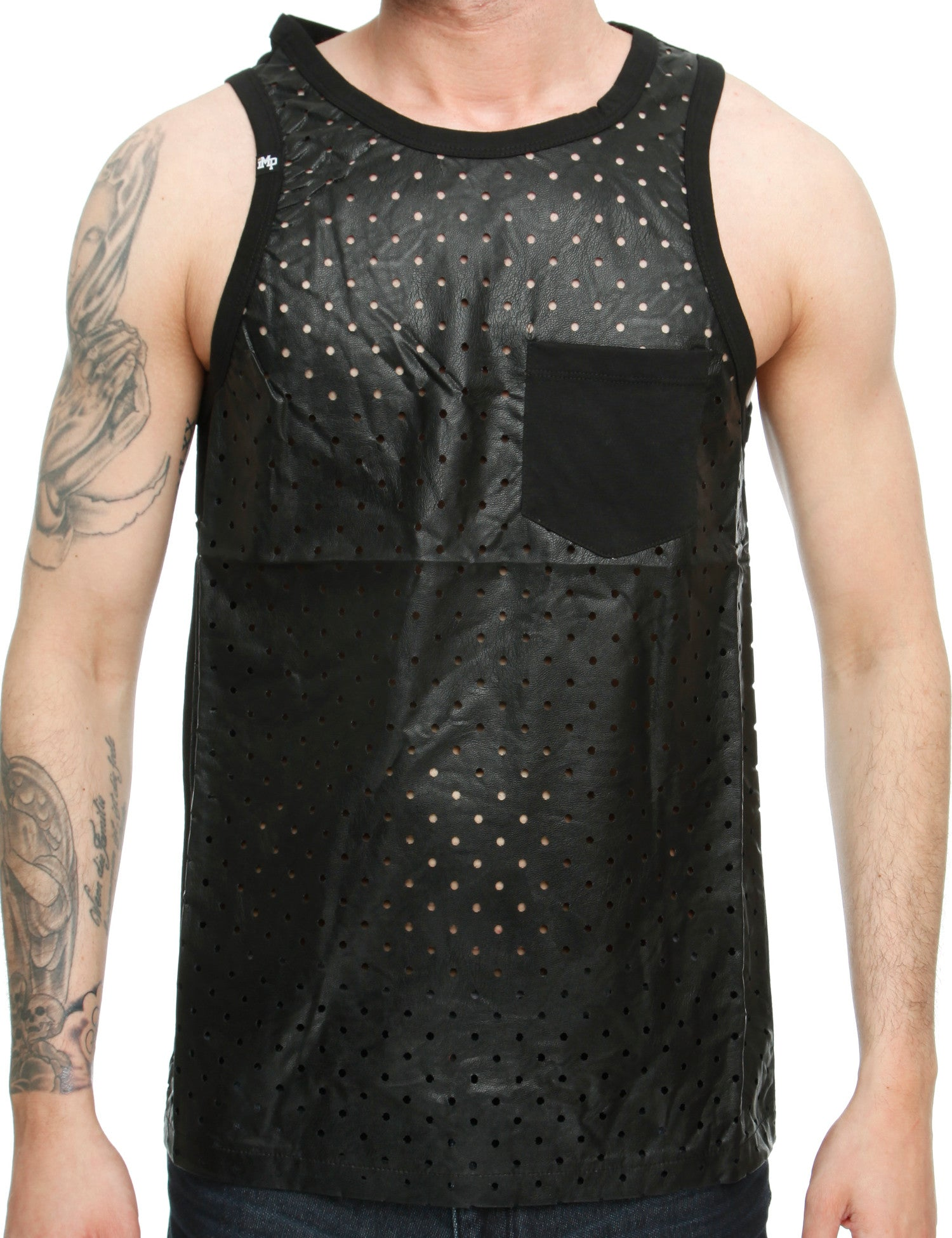 Imperious Tank Top TT35 Black