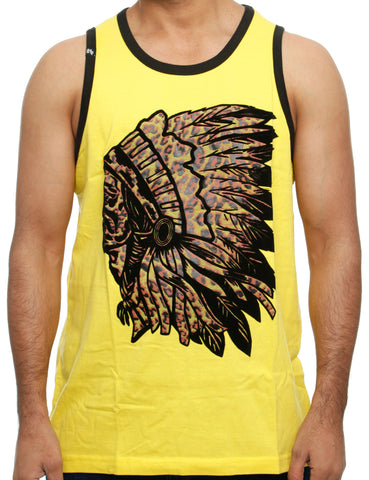 Imperious Tank Top TT32-B Yellow