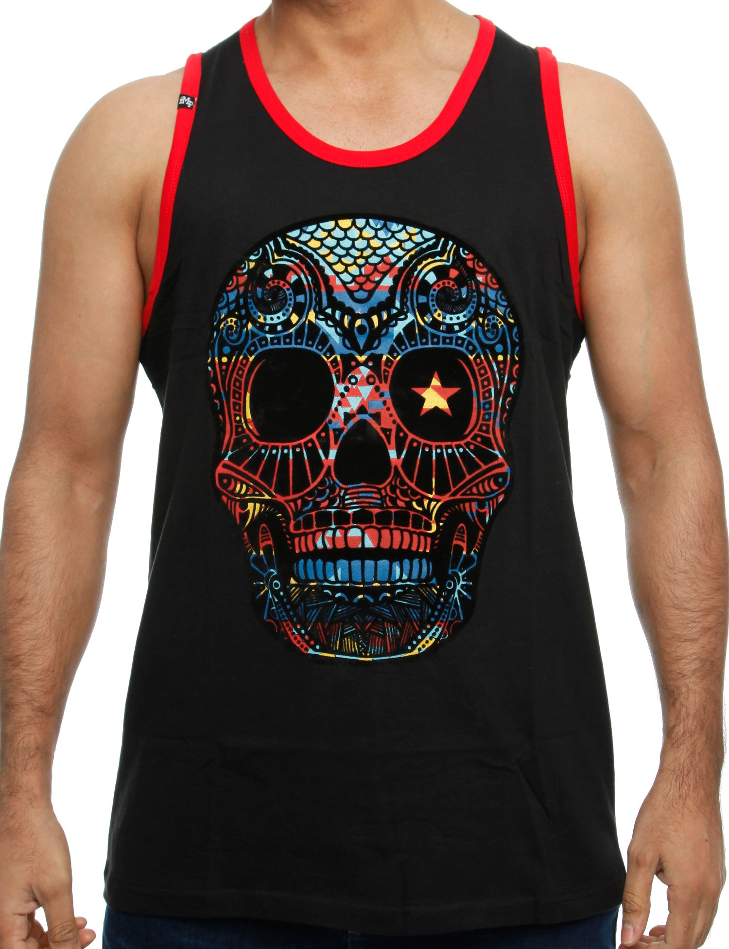 Imperious Tank Top TT23 Black