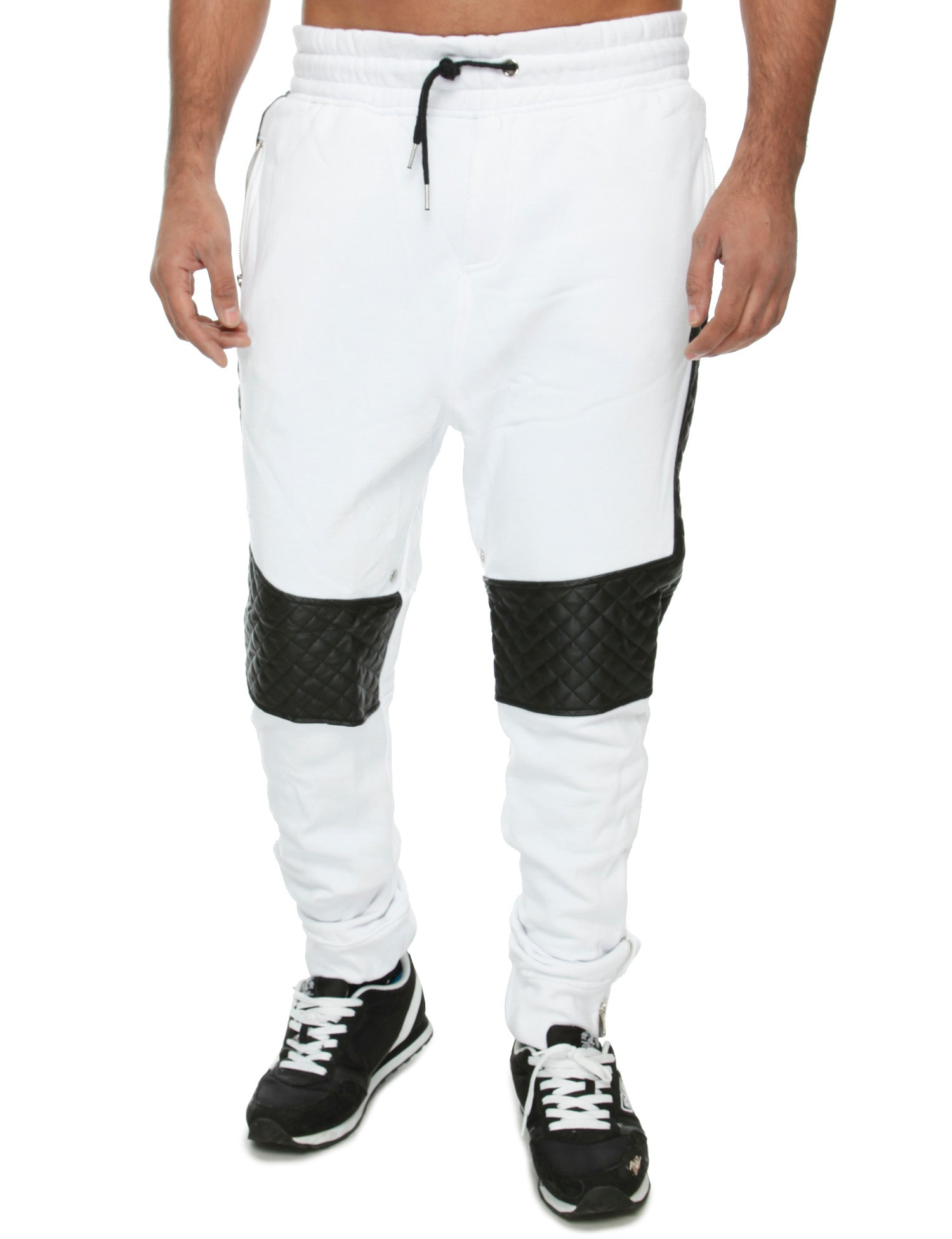 Imperious Fleece Sweatpant FP25 White