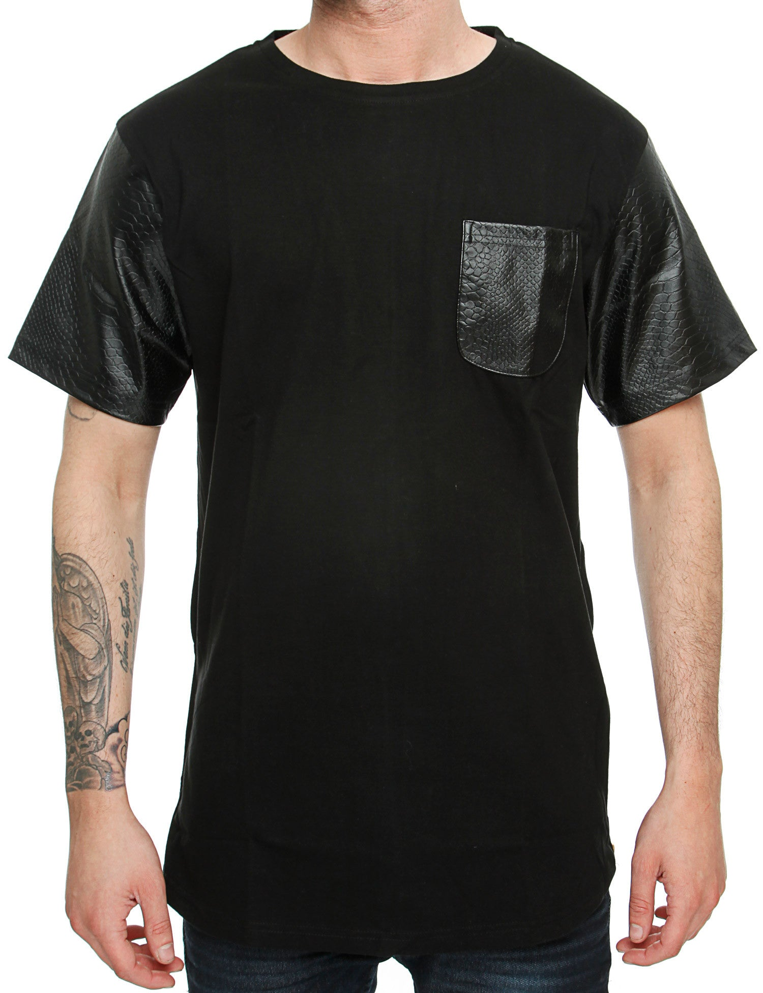 Soul Star MT Sneak Tee Black