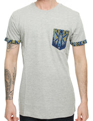 Akademiks GERRY T-Shirt Grey